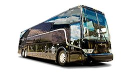 50 to 56 Passenger Motorcoach